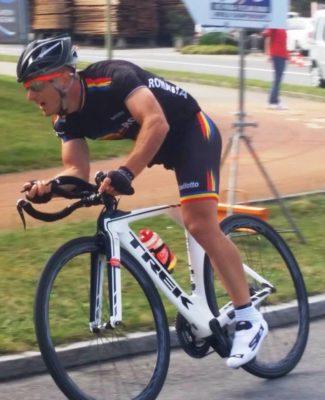 La Storia Di Eduard Moescu, Ciclista Del Team Equa