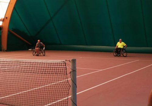 Torneo Città Di Vigevano Di Tennis In Carrozzina 1° Edizione