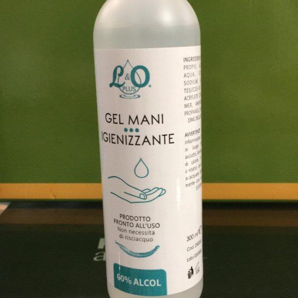 Gel igienizzante 300 ml