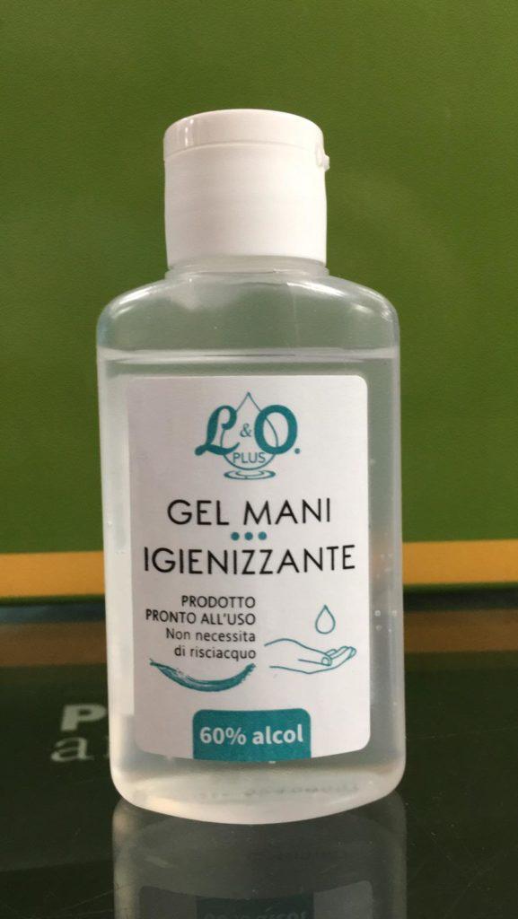 Gel igienizzante 80 ml
